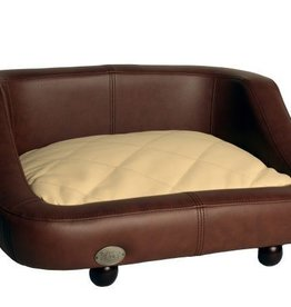 Chester & Wells Richmond Dog bed brown large