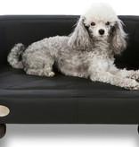 Chester & Wells Richmond Hundesofa schwarz small