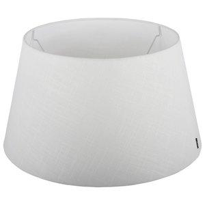 Collectione Lampenkap 35 cm Drum AVANTGARDA Wit