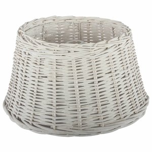Collectione Lampenkap 40 cm Drum RIVIERA BEACH White Wash