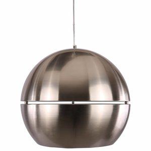 Collectione Hanglamp AXEL 50 cm Nikkel Satijn