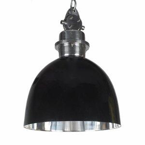 Collectione Hanglamp BARETTI 35 cm Glans Zwart