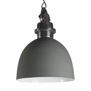 Collectione Hanglamp BARETTI 35 cm Licht Grijs