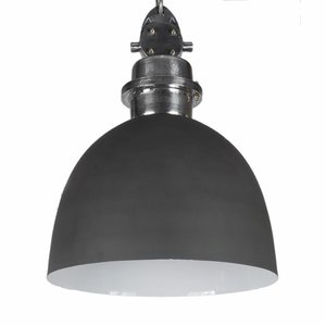 Collectione Hanglamp BARETTI 35 cm Donker Grijs