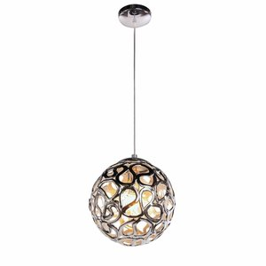 Collectione Hanglamp AZURO 20 cm Chroom