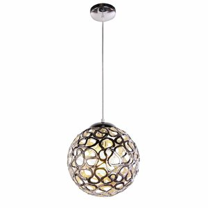 Collectione Hanglamp AZURO 30 cm Chroom