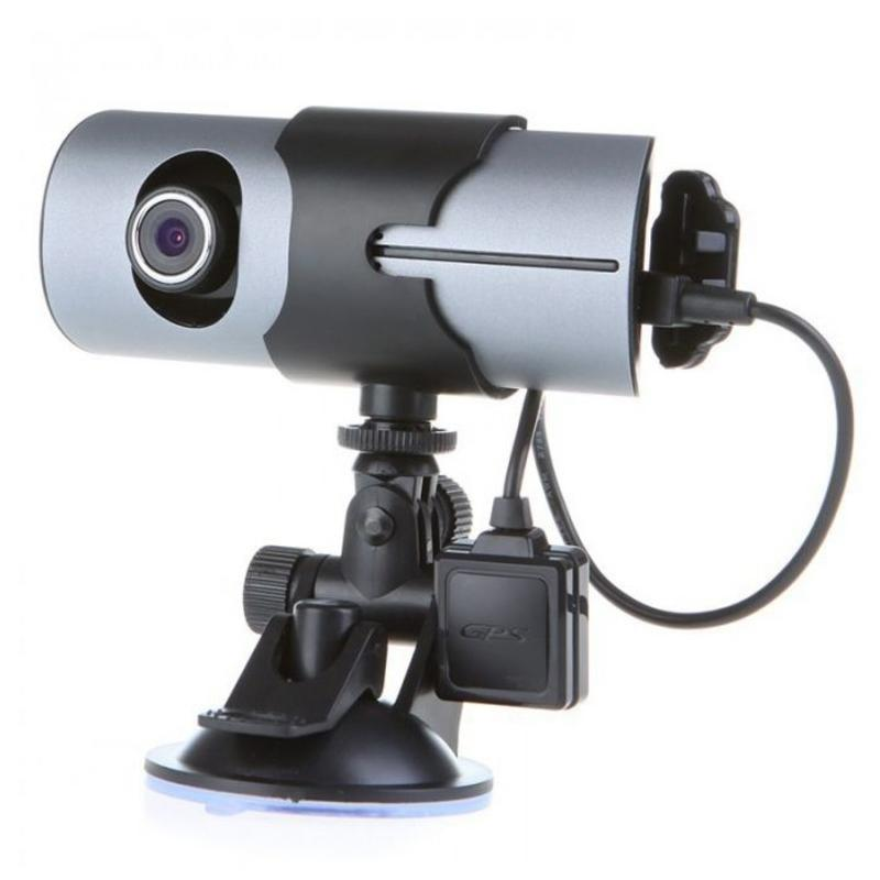 Dashcam Dual cam