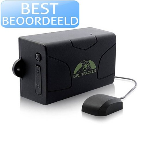 Long lasting GPS tracker