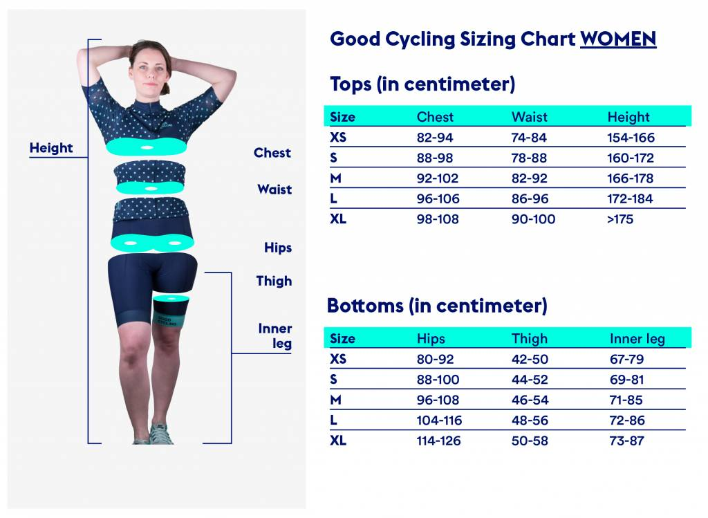 Good Cycling Base layer women