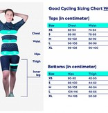 Good Cycling No3 jersey women