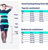 Good Cycling No3 wielershirt dames