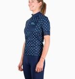 Good Cycling Dots jersey women
