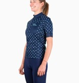 Good Cycling Dots wielershirt dames
