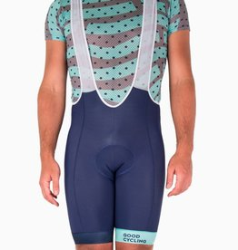 Good Cycling Wielerbroek diep blauw heren