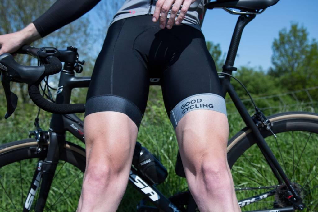Good Cycling Wielerbroek No3 heren