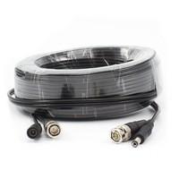 CS-K30- 30 meter RG59 combikabel voor CS camera's en recorders (HD-SDI geschikt)