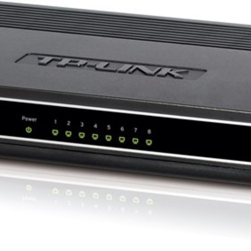 TP-link 8 poort 10/100/1000 Mbit switch