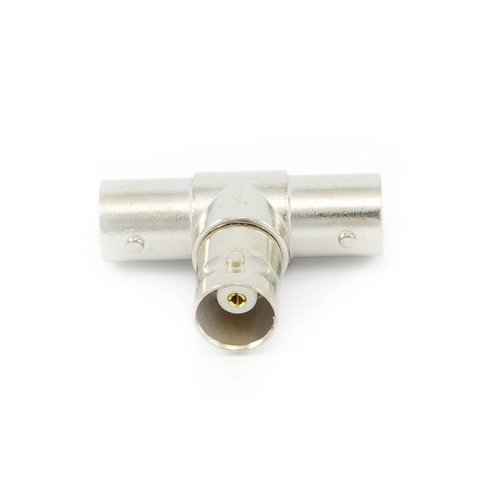 CW-S3F - BNC kabelsplitter - 3 x female