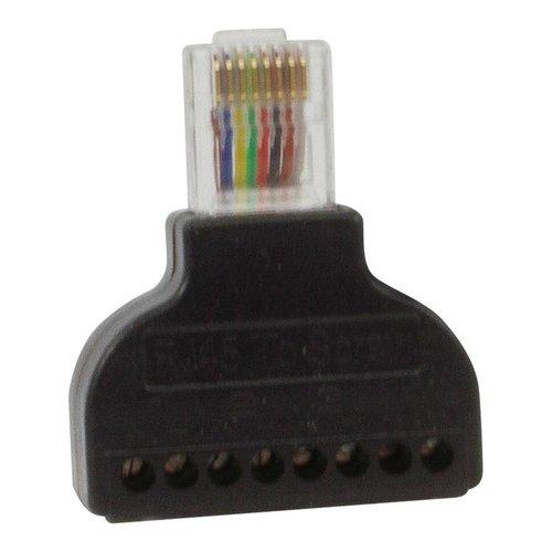 CW-SUTP - UTP RJ45 schroefstekker