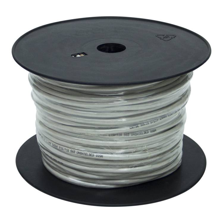 Kabel op rol