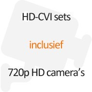 720p HD-CVI sets
