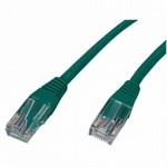 2 meter UTP netwerkkabel met RJ45 stekkers - Groen