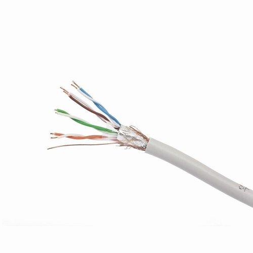 100 meter SF/UTP CAT5e netwerkkabel zonder stekkers