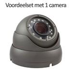 CHD-CS01DA3 - 4 kanaals NVR inclusief 1 CHD-DA3 IP camera
