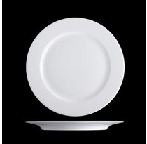 Elih Germany Dinner plate, dinner plate, menu Plate, ca.26cm Hotel porcelain