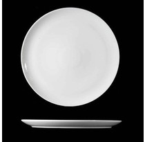 Elih Germany Pizza dish pizza plate 34cm from genuine Hotel Porcelain White