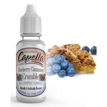 Capella Blueberry Zimt Crumble Flavor