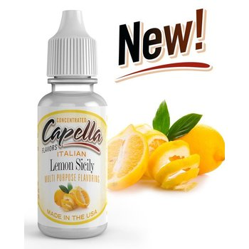 Capella Italian Lemon Sicilly