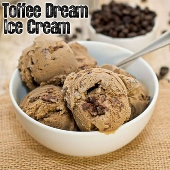 Flavor West Toffee Dream Cream