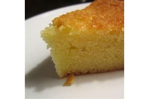 Flavor West Cake (Yellow)