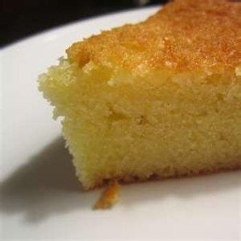 Flavor West Kuchen (Gelb)