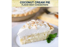 Flavor West Coconut Cream Pie