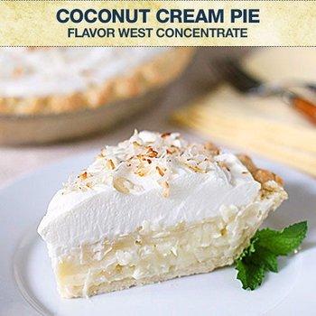 Flavor West Coconut Cream Pie