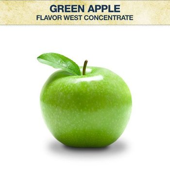 Flavor West Apfel (grün)