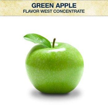 Flavor West Apple (Green)