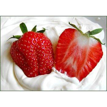 TPA. Erdbeeren und Sahne Flavor