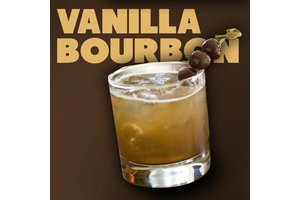TPA. Bourbon Vanille-Geschmack