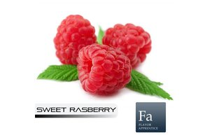 TPA. Raspberry süßen Geschmack