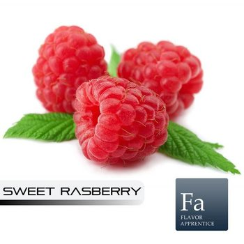 TPA. Raspberry Sweet Flavor