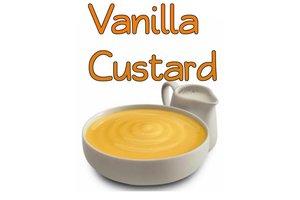 TPA. Vanilla Custard Flavor