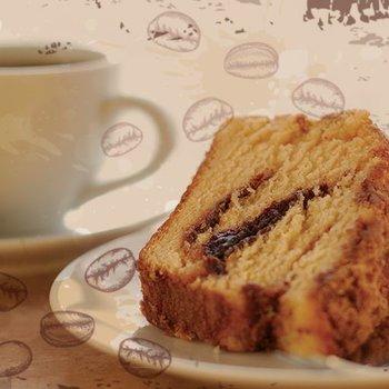 Mount Baker Vapor Coffee Cake