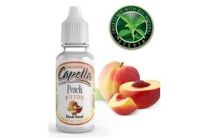 Capella Peach (met stevia )