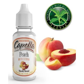 Capella Peach (stevia)