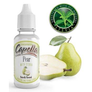 Capella Pear (met stevia )