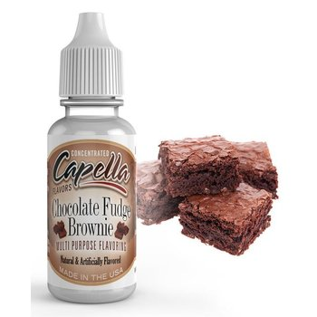 Capella Chocolate Fudge Brownie