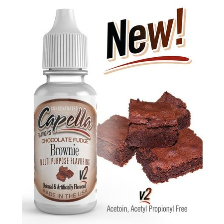 Capella CHOCOLATE FUDGE BROWNIE V2